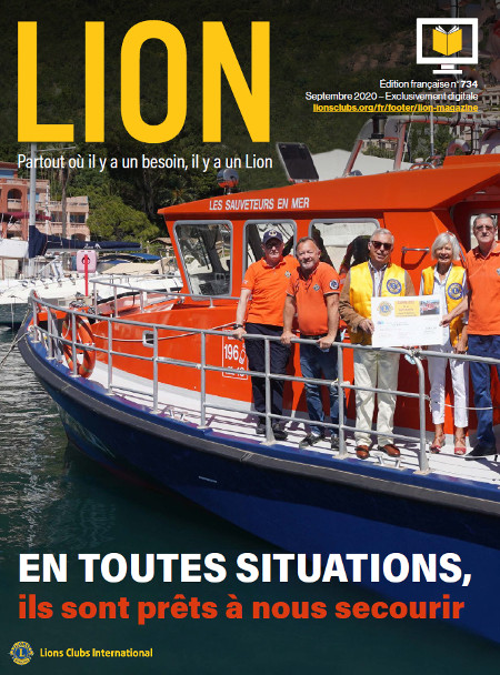 Revue LION